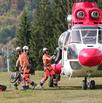 Heliportage - Blugeon helicopteres