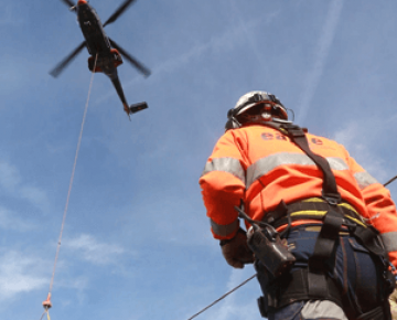 Heliportage & transport de charge Blugeon
